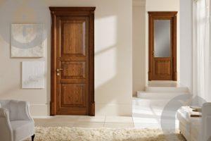 Преимущества межкомнатных дверей из массива дерева